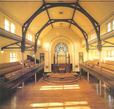 Charming Orchard Church #1: Orchard_StChurch_int_after.jpg